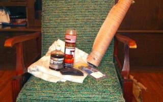 Реставрация кресла — Своими Руками