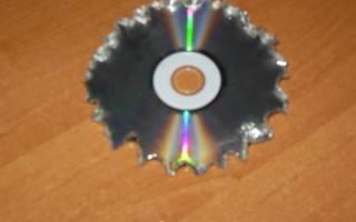Новая жизнь старого компьютерного диска — Своими Руками