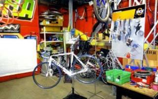 Стойка для велосипеда — Своими Руками