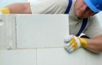 Приспособление для кладки блоков — Своими Руками
