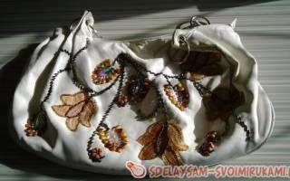 Замена ручек на сумке — Своими Руками