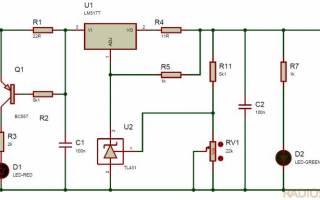 Зарядное устройство для литий-ионных аккумуляторов — Своими Руками