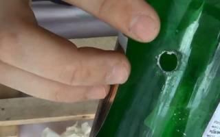 Как сделать любое отверстие в бутылке при помощи паяльника — Своими Руками