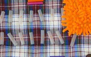 Массажный коврик для ребенка своими руками — Своими Руками