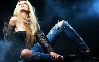 Рваные джинсы — Своими Руками