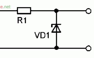 Параметрический стабилизатор на транзисторе и стабилитроне — Своими Руками