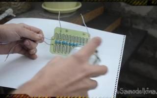Простой способ изготовления печатных плат (не ЛУТ) — Своими Руками
