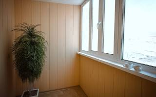 Утепление балкона с последующей отделкой ПВХ-панелями — Своими Руками