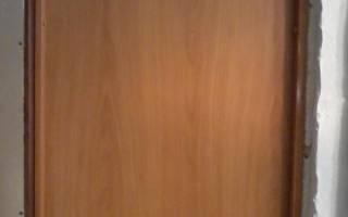 Оформление межкомнатной двери: доборные элементы и обналичники — Своими Руками