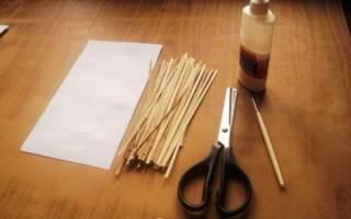 Изготовление картины из шпона — Своими Руками