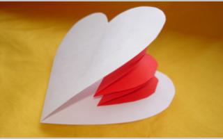 Сердце-валентинка — Своими Руками