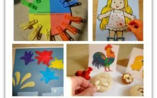 Развивающие игры и занятия с ребенком 2-3 лет — Своими Руками