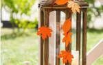 Осенний букет из фетра — Своими Руками
