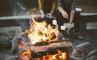 Разведение огня без спичек — Своими Руками