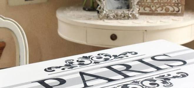 Как обновить свою любимую шкатулку — Своими Руками