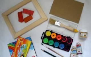 Пластилиновая живопись — Своими Руками