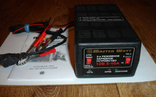 Самый простой зарядник для аккумуляторной батареи — Своими Руками