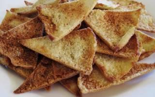 Домашние чипсы из лаваша — Своими Руками