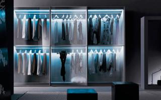 Автоматическая подсветка в шкафчиках — Своими Руками
