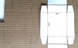 Подарочная коробочка — Своими Руками
