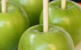 Карамельные яблоки — Своими Руками