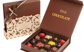 Как украсить коробку конфет — Своими Руками