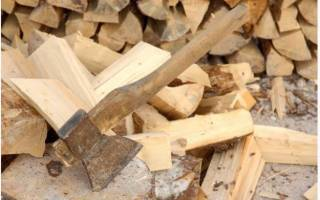 Как правильно колоть дрова – советы профессионалов — Своими Руками