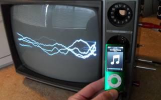 Осциллограф из старого телевизора — Своими Руками