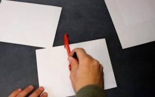 Режем обычной бумагой пластик, дерево, гипсокартон — Своими Руками