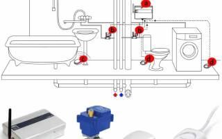 Механическая система предотвращения протечки воды — Своими Руками
