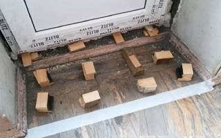 Монтаж плитки на балконный порог — Своими Руками