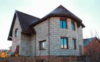Плюсы и минусы строительства дома из шлакоблоков — Своими Руками