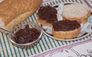 Домашняя «Nutella» — Своими Руками