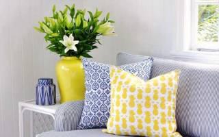 Декоративная подушка — Своими Руками