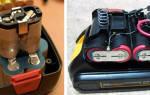 Как восстановить аккумулятор шуруповерта — Своими Руками