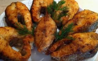 Как пожарить морскую рыбу вкусно — Своими Руками