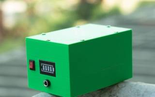 Вторая жизнь микроаккумулятора — Своими Руками