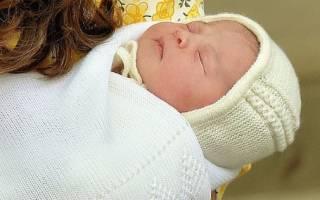 Шапочка для новорожденной девочки — Своими Руками