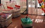 Мягкий стульчик из пластиковых бутылок — Своими Руками