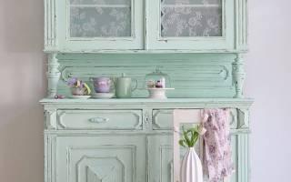 Украшаем старый шкаф — Своими Руками