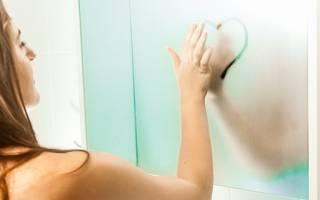 Чтобы зеркало в ванной не запотевало — Своими Руками