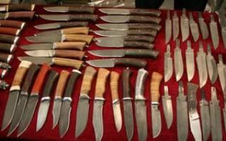 Качественные кухонные ножи своими руками — Своими Руками