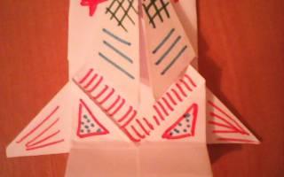 Делем гонку из бумаги — Своими Руками