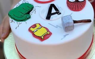 Оформление детского торта — Своими Руками