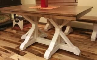 Реставрация столика — Своими Руками