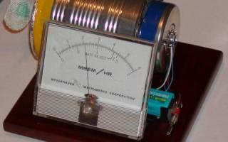 Простой детектор радиации — Своими Руками