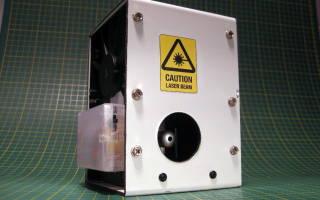 Лазерный нивелир из подручных материалов — Своими Руками