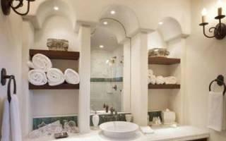 Полка для ванной — Своими Руками