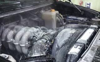 Как очистить двигатель автомобиля самостоятельно — Своими Руками
