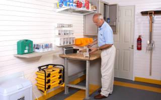 Обустройство рабочей зоны в мастерской — Своими Руками